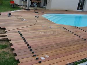 comment monter une terrasse en composite wasuk With monter une terrasse en composite
