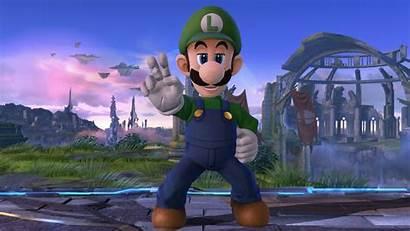 Smash Luigi Bros Characters Dlc Nothing Absolutely