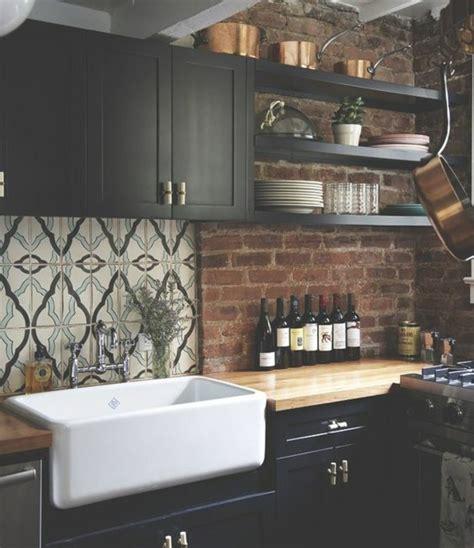 cuisine sans poign馥 avis meuble plan travail cuisine maison design bahbe com