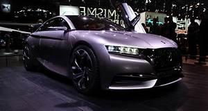 Auto En Direct : mondial de l 39 auto en direct divine ds vid o ~ Medecine-chirurgie-esthetiques.com Avis de Voitures