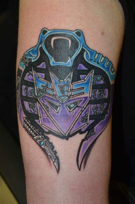 decepticons cobra tattoo