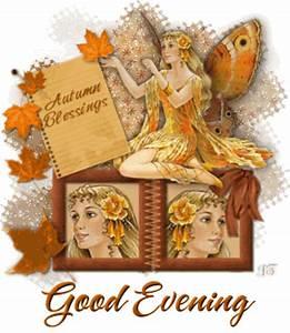 Good evening & autumn blessings - DesiComments.com