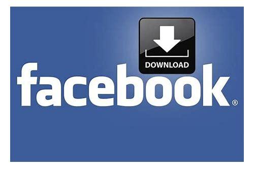 baixar tudo do facebook no pc