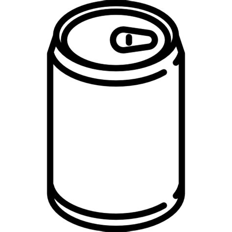Beer Can - Free food icons