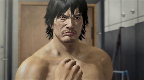yakuza  daigo dojima  shinada  damage  hard