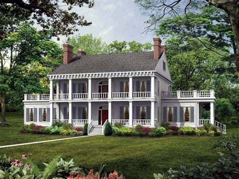 southern plantation style house plans antebellum style house plans southern colony houses