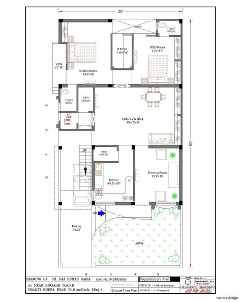 floor plans for 20x60 house home naksha fresh on popular 2060 with 20 x 60 house plan design india arts for sq ft plans