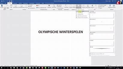 Word Pagina Workshop Computer Computeridee