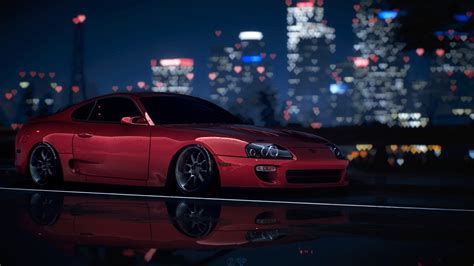toyota supra   speed  hd games  wallpapers