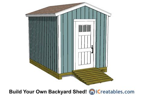 Saltbox Shed Plans 8x12 by Gor Easy To Saltbox Shed Plans With Porch