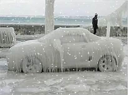 Cero Grados Bajo Chicago Snow Ice Storm