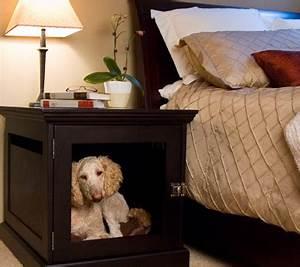 townhaus premium wooden dog crate furniture denhaus With dog den furniture