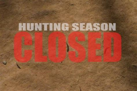 hunting season  freshwater fishing closed dominica