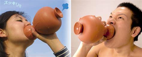 Shouting Vase by Japanese Gadgets Sharp Pencil Studio