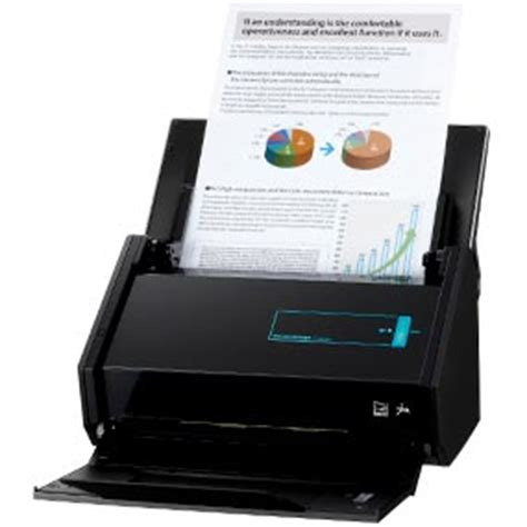 Amazon.com: Fujitsu ScanSnap iX500 Scanner for PC and Mac