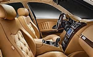 2016 Maserati Levante SUV Interior