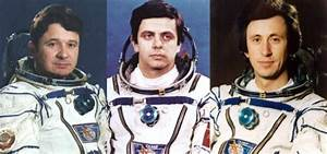 Space Angels: What Did Russian Cosmonauts See Aboard The ...