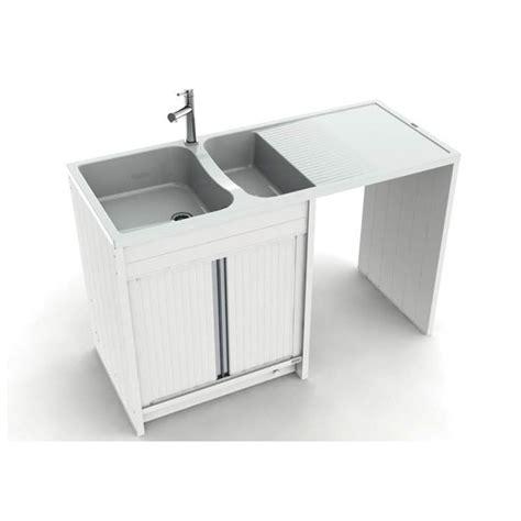 meuble cuisine avec evier meuble de cuisine avec porte coulissante meuble 5 tiroirs