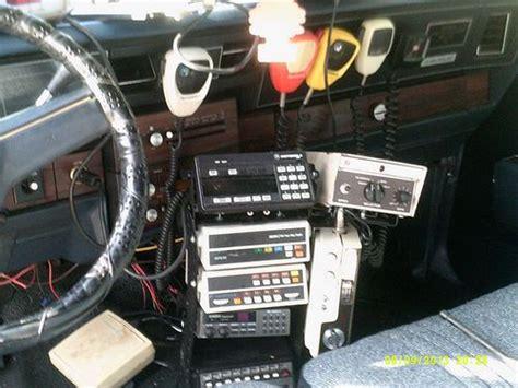 Buy Used 1989 Chevrolet Caprice 9c1 Illinois State Police