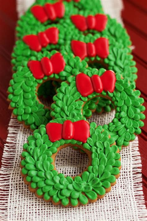 images  christmas cookies  pinterest