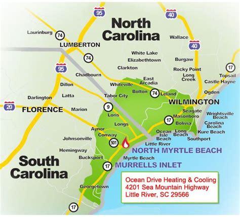 south nc south carolina beaches map http traveliop com south carolina beaches map travel