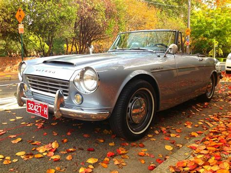 Datsun Fairlady by Datsun Sports