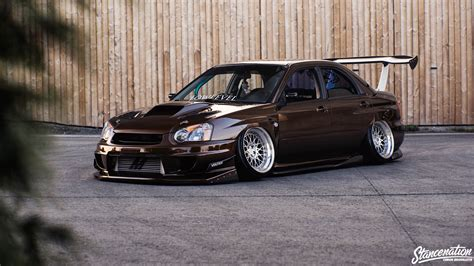 slammed subaru first time 39 s the charm louis phillipe 39 s sti