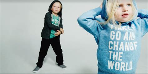 Tired Of H&m's Gendered Kids' Clothes, These Moms Made The