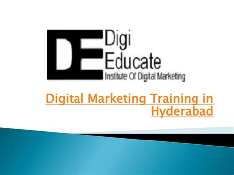 digital marketing in hyderabad ppt digital marketing in hyderabad best