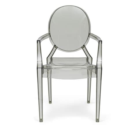 chaise starck kartell ghost chair