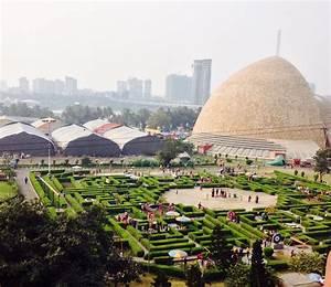 Science City, Kolkata, India - Cityscape of science city