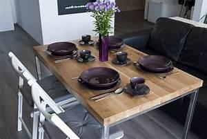 Esstisch Holztisch Schreibtisch Industrial Dining