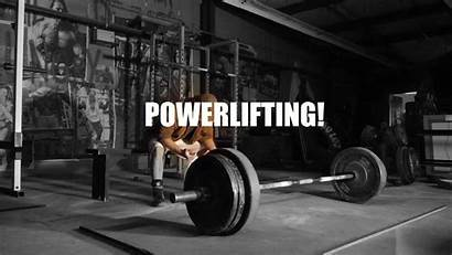 Powerlifting Que