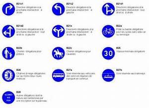 Panneau De Signalisation Code De La Route : panneau code de la route a imprimer ~ Medecine-chirurgie-esthetiques.com Avis de Voitures