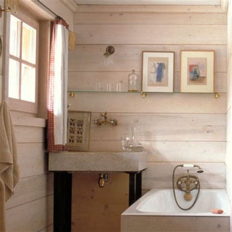 lambris dans salle de bain 17 meilleures id 233 es 224 propos de salle de bains lambris sur salles de bains vintage