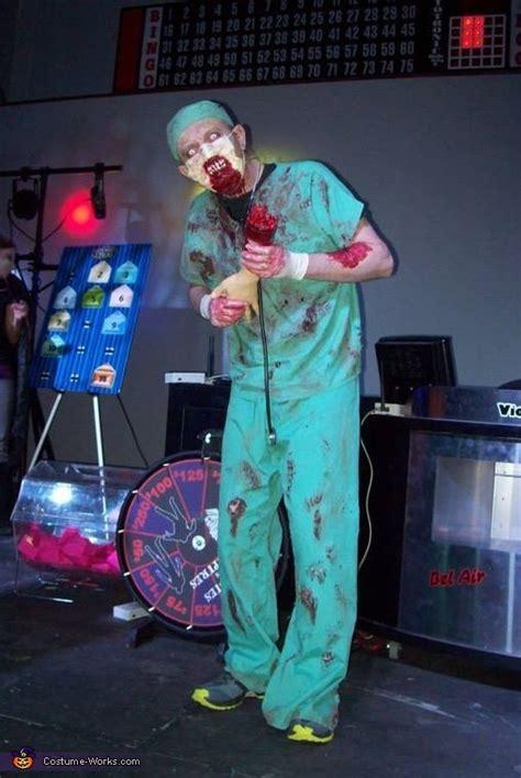 zombie doctor halloween costume contest  costume works