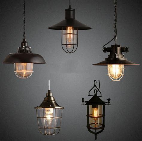 lamparas industriales antiguas