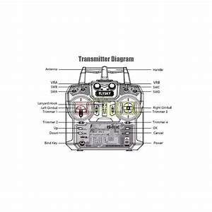 Flysky 6 Channel Receiver Schematic Manual