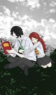 Pin on hp   Severus & Lily