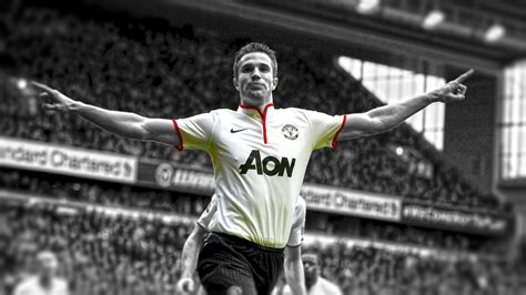 soccer hdr photography manchester united fc robin van ...