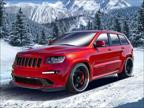 srt8 jeep modified hennessey performance jeep grand cherokee srt8 car tuning