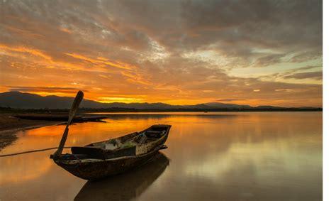 Foto Mit Sonnenuntergang Optimieren  Adobe Photoshop