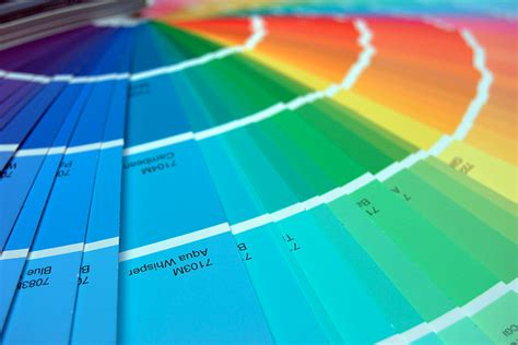 how to use a paint color fan deck how i choose the colors in my home makely