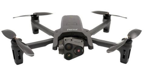 le micro drone anafi usa de parrot fait son entree active dans les trois armees