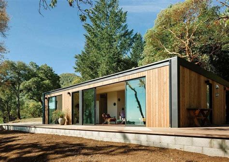 connect homes brings steel construction  modern la   adu tiny house blog