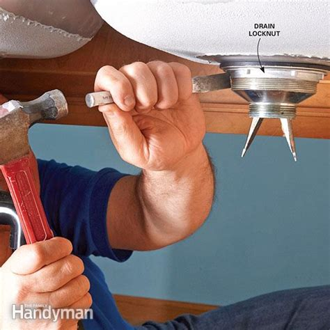 how to replace a kitchen sink basket how to replace a kitchen sink basket strainer the family 9832