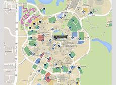 Map Of Ucf My blog