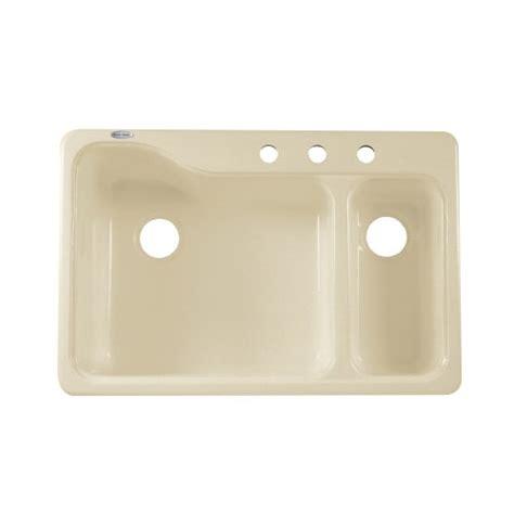 american standard silhouette kitchen sink american standard 7179 803 345 silhouette 33 inch dual