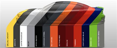 dodge charger colors check out the 2017 dodge charger color options