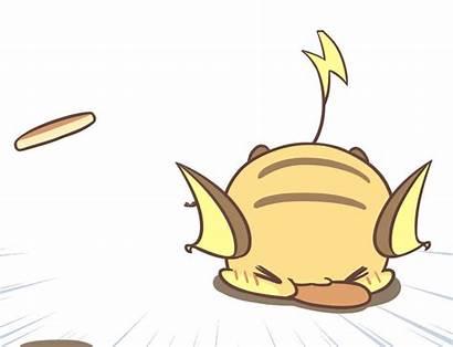 Raichu Pokemon Pancakes Comics Pikachu Gifs Eating
